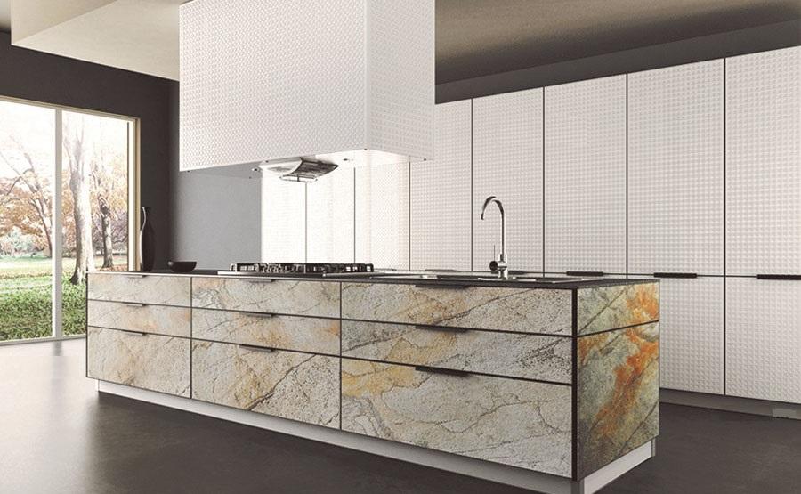 Decorative Kitchen Door Panels