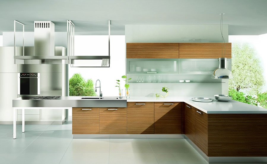 Decorative Wood Panels for Kitchens