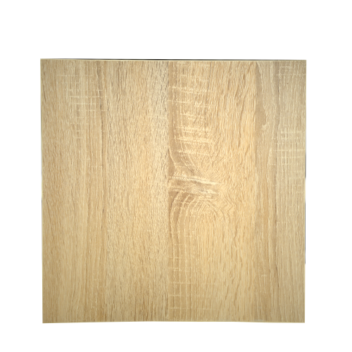 Decorative wood paneling in Bleached Wood look