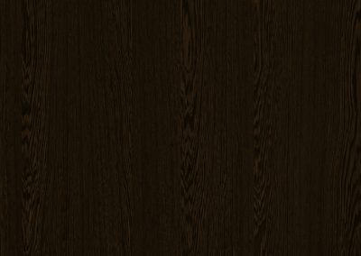 Black Wood Panel Veneer Finish